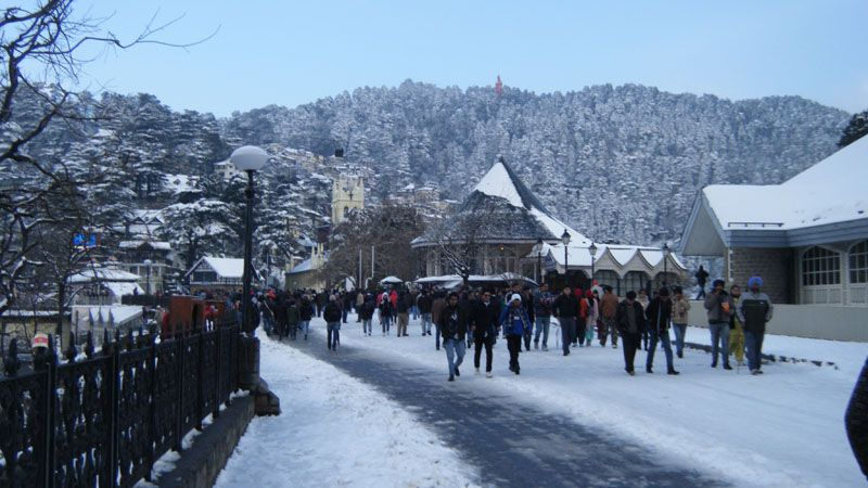 Kolkata to Shimla Tour Packages
