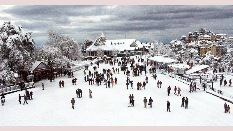 Pune to Shimla Tour Package
