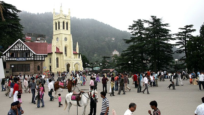 Chennai to Shimla Tour Package