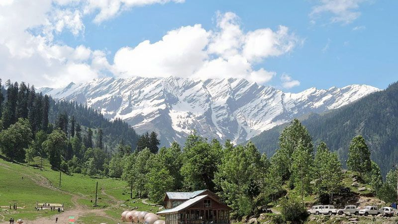 Shimla Manali Tour Package from Ahmedabad