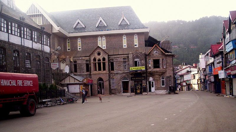 Shimla Tour Package 2N  3D