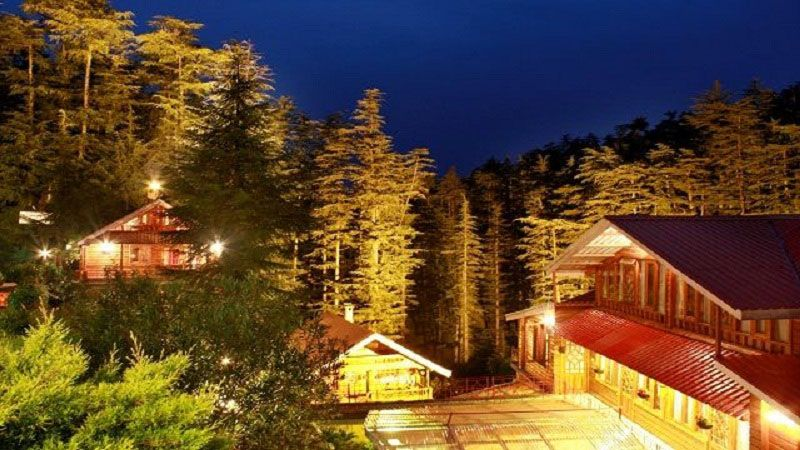 The Chalet's Naldehra